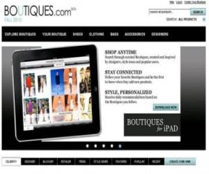 The Fashionable Side of Google- Stylish Women, Log on to Boutiques.com