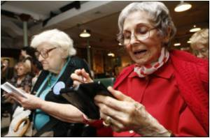 Oldsters See Video, Computer Games as Exercise for Brain