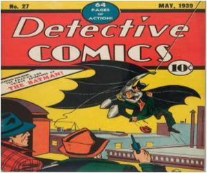 DC Comics' Batman Completes 75 Years
