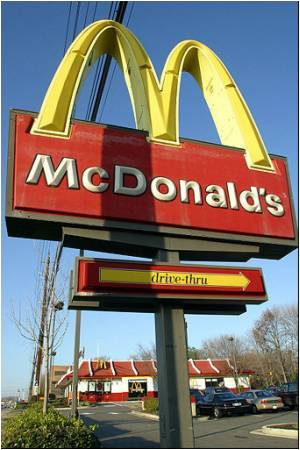 US Kids Taste a Difference If It Says McDonald's: Study