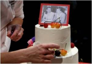 Gay Wedding Era Inagurated in California