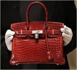 Study: Women's Handbag Reveals Where She Was Born