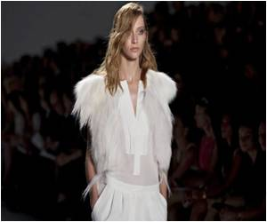 New York Fashion Week: It's All Feathers and Fur