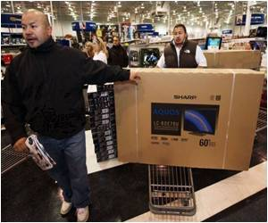 Peak Sales in US Retail on Black Friday