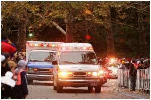 Chicago-Area Ambulances Contain Low Levels of Resistant Bacteria