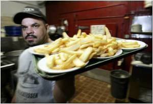 New York Bans Trans Fats in Restaurants