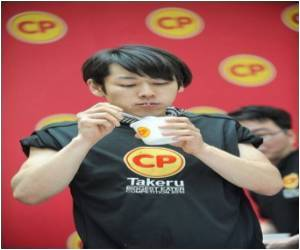 Japanese Eating Champ is Finally Released from New York Jail