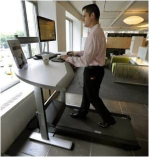Walking an Hour on Treadmill Everyday may Slow Nonalcoholic Fatty Liver Disease Progression