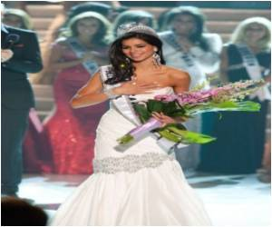 'Miss USA' Title Goes to a Lebanese-born Woman