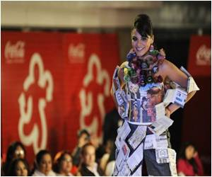 Bolivian Recycles Discard, Revamps High Fashion