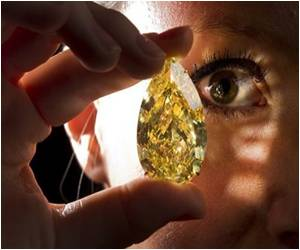 Hong Kong to Host Auction of Rare Blue Diamond