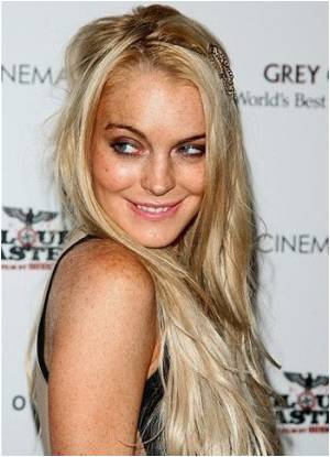 Lindsay Lohan Goes the Rehab Way, Again