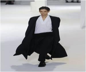 Raf Simons' Jailbirds Kick Off Paris Fashion