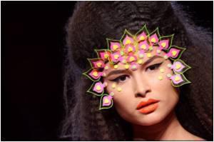 Asian Designers Go GaGa Over Paris Fashion