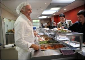 French School Hires Chef to Cook Healthy Food