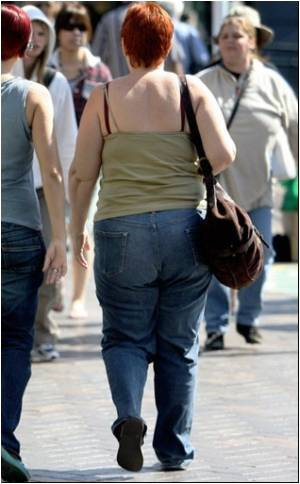 Larger Waistline Shrinks Your Brain: Study