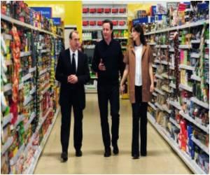 Retailer Tesco's Head Backs Minimum Booze Prices