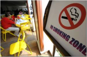 Thailand Restaurants, Pubs to Go Smoke-free by Next Week