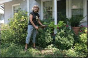 Gardening Good for Weight Loss