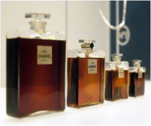 Odour Classification of Perfumes