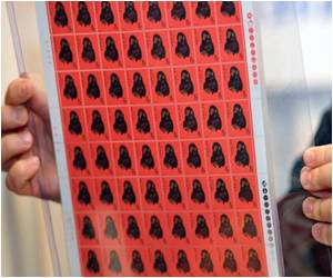 Record Price for 'Red Monkey' Stamps in Hong Kong