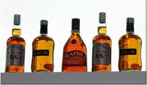 SKorea's Discerning Scotch Drinkers to Get Hi-tech Support
