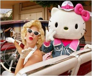 Hello Kitty Turns 40, Designer Defends the Cat Against New Rivals