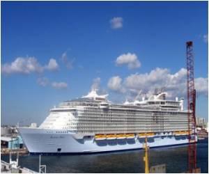 Hong Kong Launches New Luxury Cruise Terminal