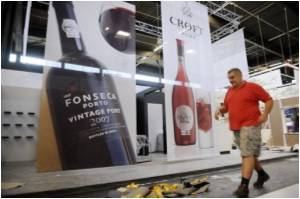 Recession-Hit Wine Market's Biggest Fair At Vinexpo Opens