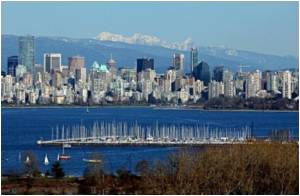 Poll Finds Vancouver World's Easiest City to Live in