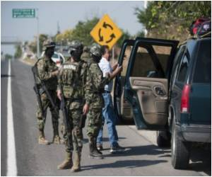 Mexico Drug War in 2010 Notched Up 27,000 Arrests