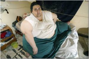 World's Fattest Man Sheds Half His Original Weight in Less Time