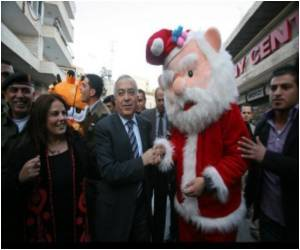 Bethlehem Flooded With Cheer and Sunshine