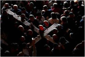 Easter Mass in Bulgaria