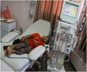 Gaza's Health System Needs a Lot of Improvement