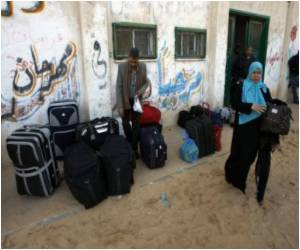 Hurdles Galore for Would-Be Gaza Migrants