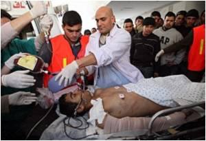 Lancet Blasts Israel for Human Atrocities in Gaza