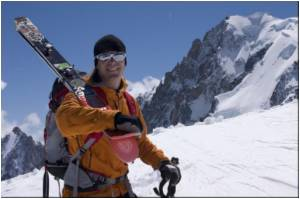 Mountain Climbers at Risk for Brain Bleeds