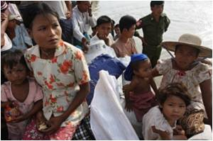 Myanmar Cyclone Survivors Suffer from Mental Health Problems
