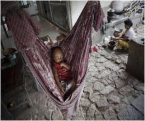 Myanmar Mass Polio Vaccination Plan