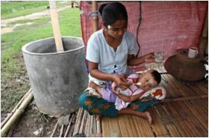 Myanmar Health System 'Back on Its Feet': WHO
