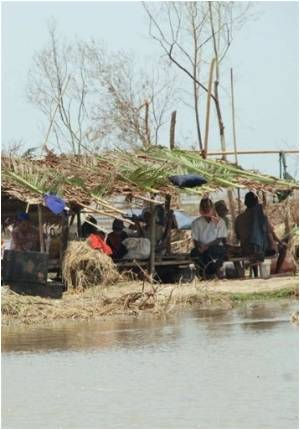 Health Experts Warn of Looming Health Criris in Cyclone Hit Myanmar