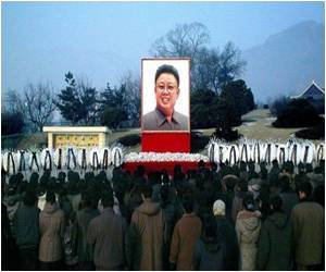 Late N.Korean Leader, A Caricatured Villain in West