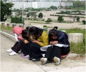 North Korea Lagging Behind in High-Tech Revolution