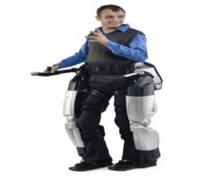 Paraplegics can Move Around Now - With Bionic Legs