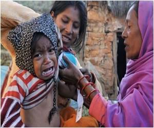 Child Malnutrition Epidemic Destroying Nepal's Children