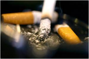 Few Succeed in Their Decision to Quit Smoking
