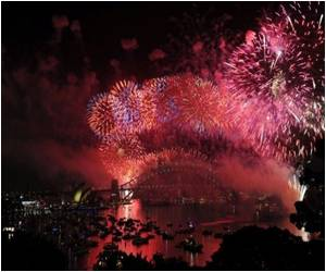 Asia Celebrates the Year of the Horse With Fireworks and Festivities