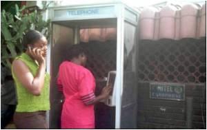 Nigerian Mobile Phones Go 'Religious'