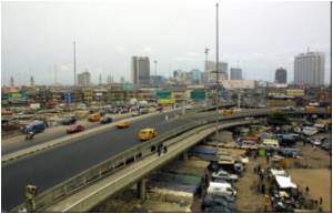 Life on the Road In Nigeria's Financial Hub, Lagos
